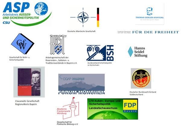 Kooperationspartner des Dialogforum Sicherheitspolitik